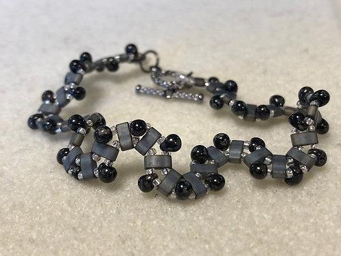 4/20  4-6 Half Tila Snake Bracelet Class