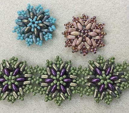Thistleflower Bracelet Kit