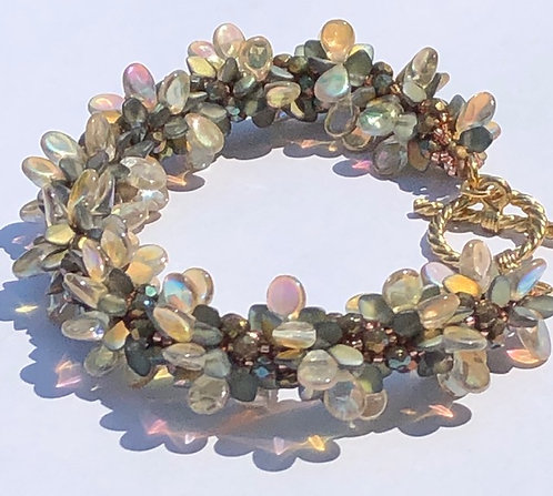 Twirling Vines Bracelet  9/12  11-1