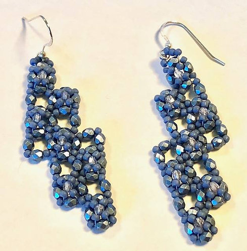 Stepping Out Earrings Class  10/24  12-2