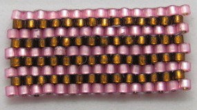 Odd Count Peyote Stitch Class June 24  (5-6)
