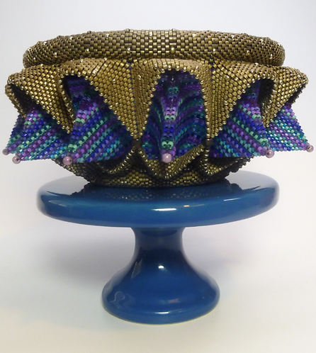 Bowl Kit - Peacock