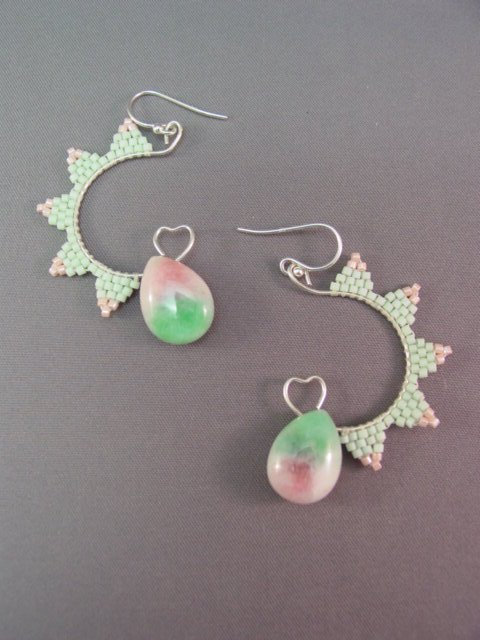 To The Point Earring Class 9/17  11-1