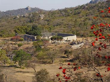 Umfriedung, Groß Simbabwe, Great Enclosure, Great Zimbabwe