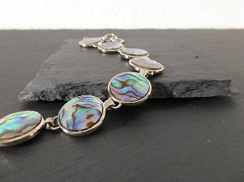 Abalone Armband