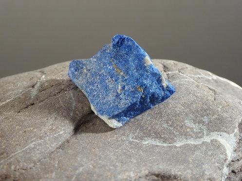 Lapis Lazuli und Kalk