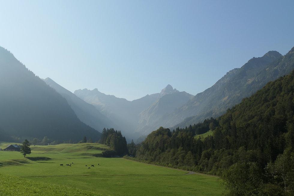 Trettachspitze, Allgäuer Alpen