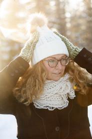 Anna Sellén vinter