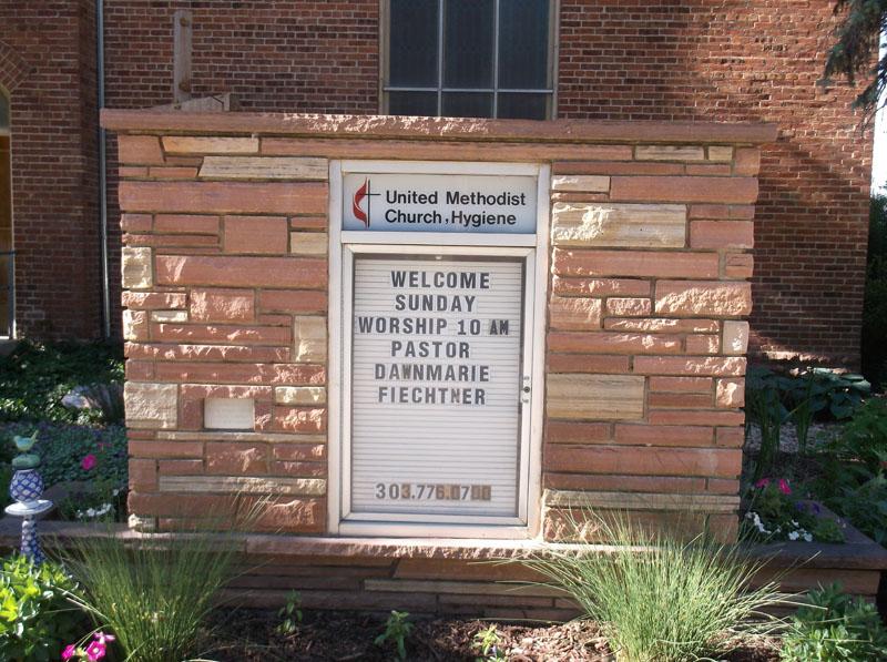 Church Grounds