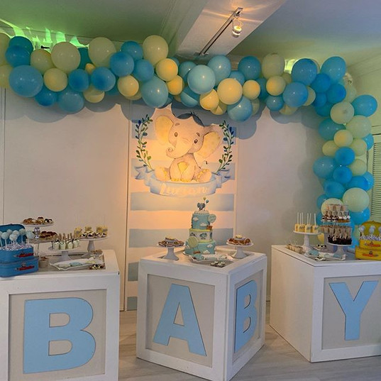 Beautiful Baby Shower #miamibanquethalls