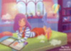 Лилу мечтает о полете