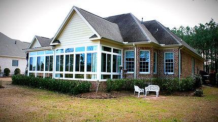 4 Season sunrooms built by Porch Conversion of Wilmington NC