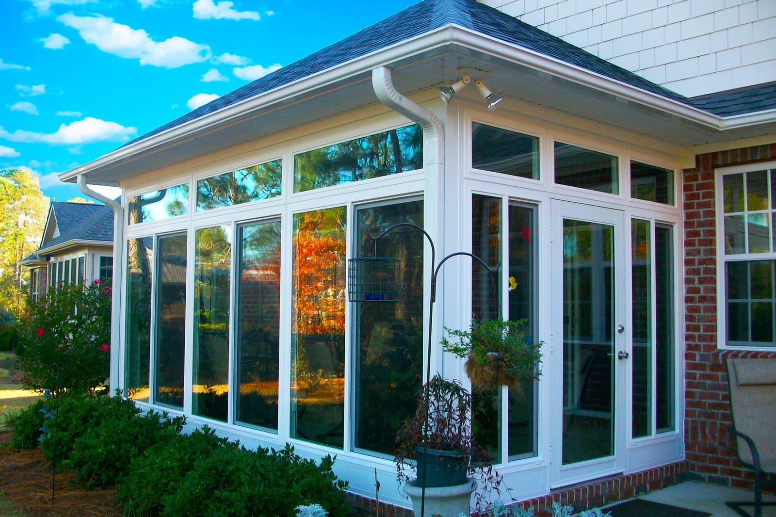 Windows For Sunrooms And Patio Enclosures North Carolina | Fullscreen Page