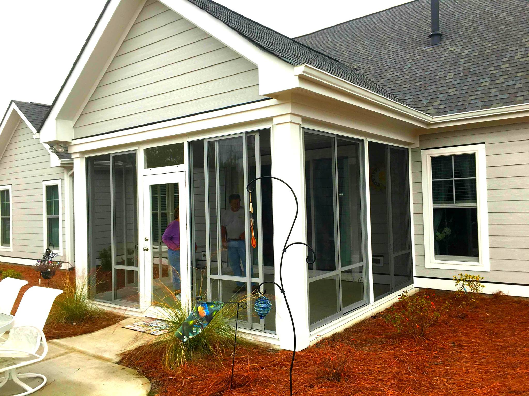 Our Gallery Sunrooms And Patio Enclosures Porch Conversion