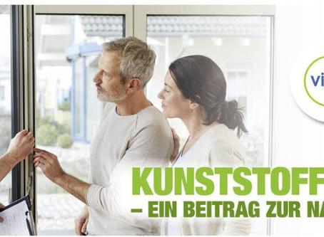 "Article ""PVC Windows"" published in Renovieren + Energiesparen"
