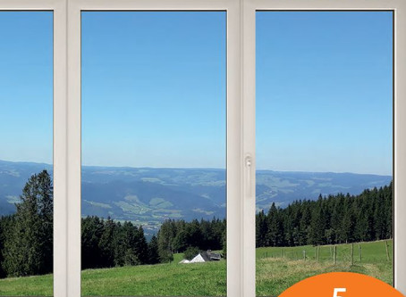 """Brochure """"Sustainable Construction Product PVC Window"""" is online now"""