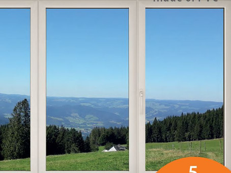 "Brochure ""Sustainable Construction Product PVC Window"" is online now"