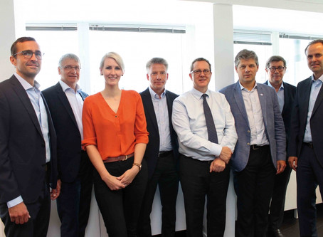 EPPA presents new team at this year's general assembly