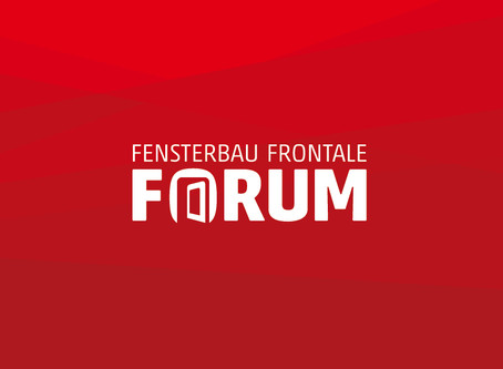 """EPPA and GKFP participate in FENSTERBAU FRONTALE FORUM 2020 under the Topic """"PVC Windows"""""""