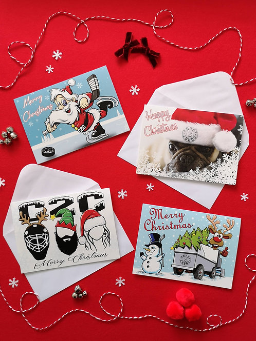 C2C Christmas Cards