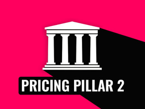PRICING PILLAR 2: ALWAYS AGREED IN ADVANCE