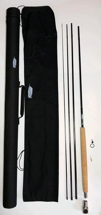 Venandi 2X Tippet 11' 4 Piece Rod with Titanium HC
