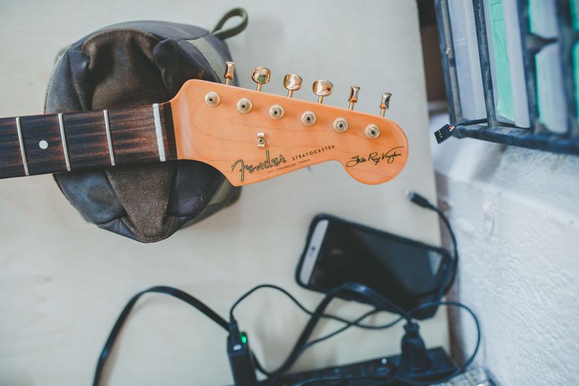 Stratocaster SRV