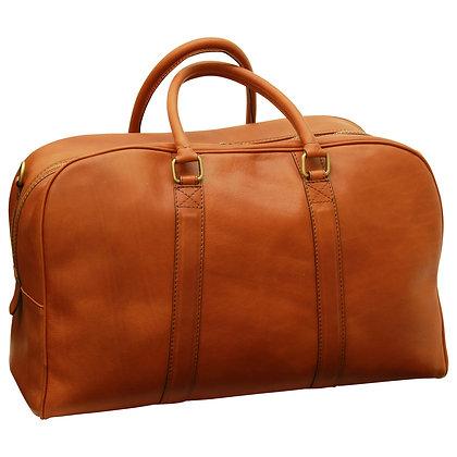 Soft Calfskin Leather Travel Bag