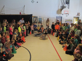 Dousman Elementary Science Day