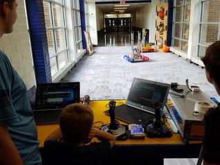 Laser Robotics Open House