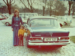 Familienkutsche 1975