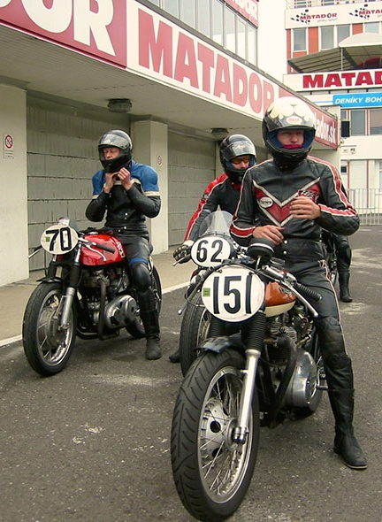 Motodrom Most 2004