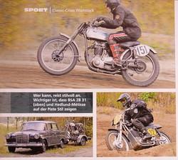 Motorrad Classic Bericht