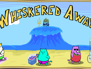 Whiskered Away: February Game of the Month