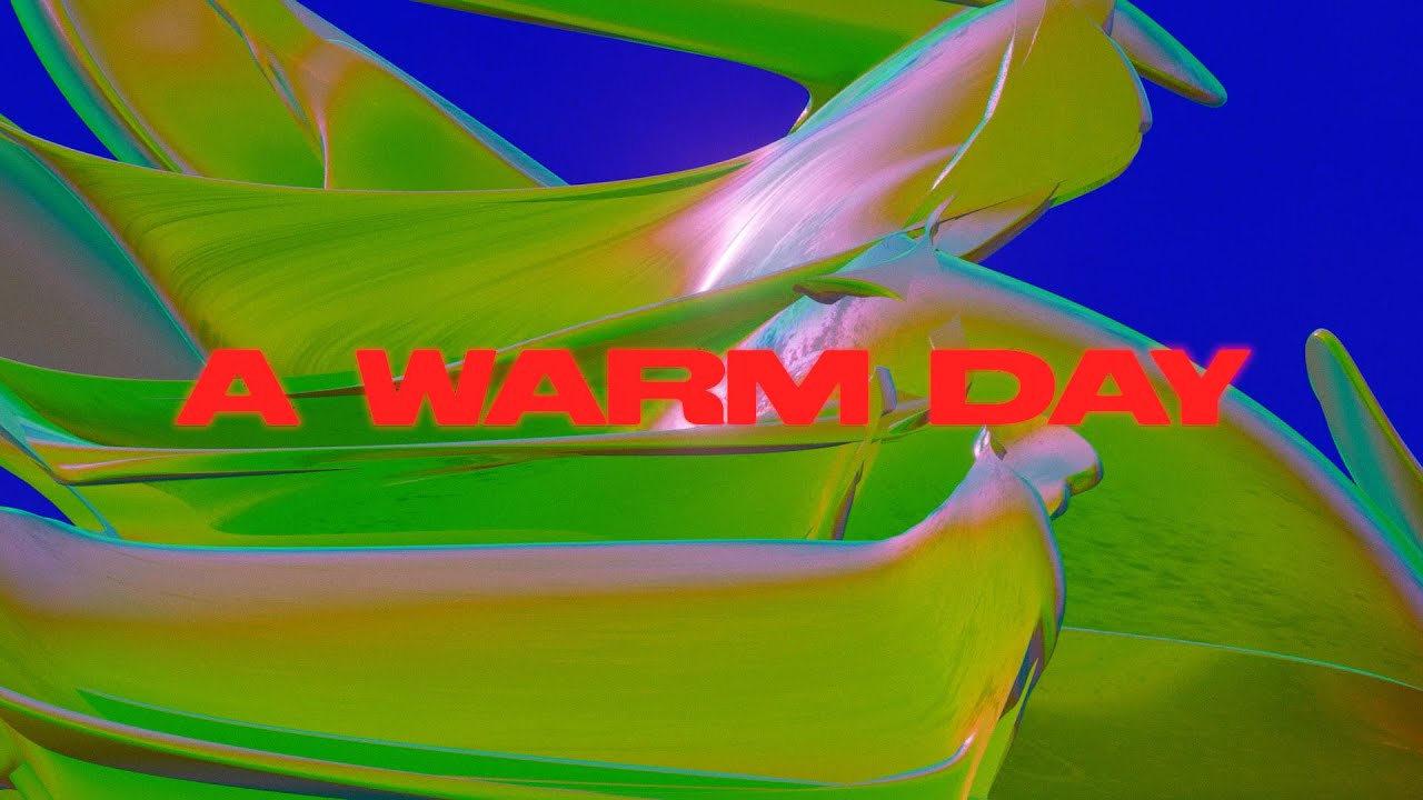A WARM DAY