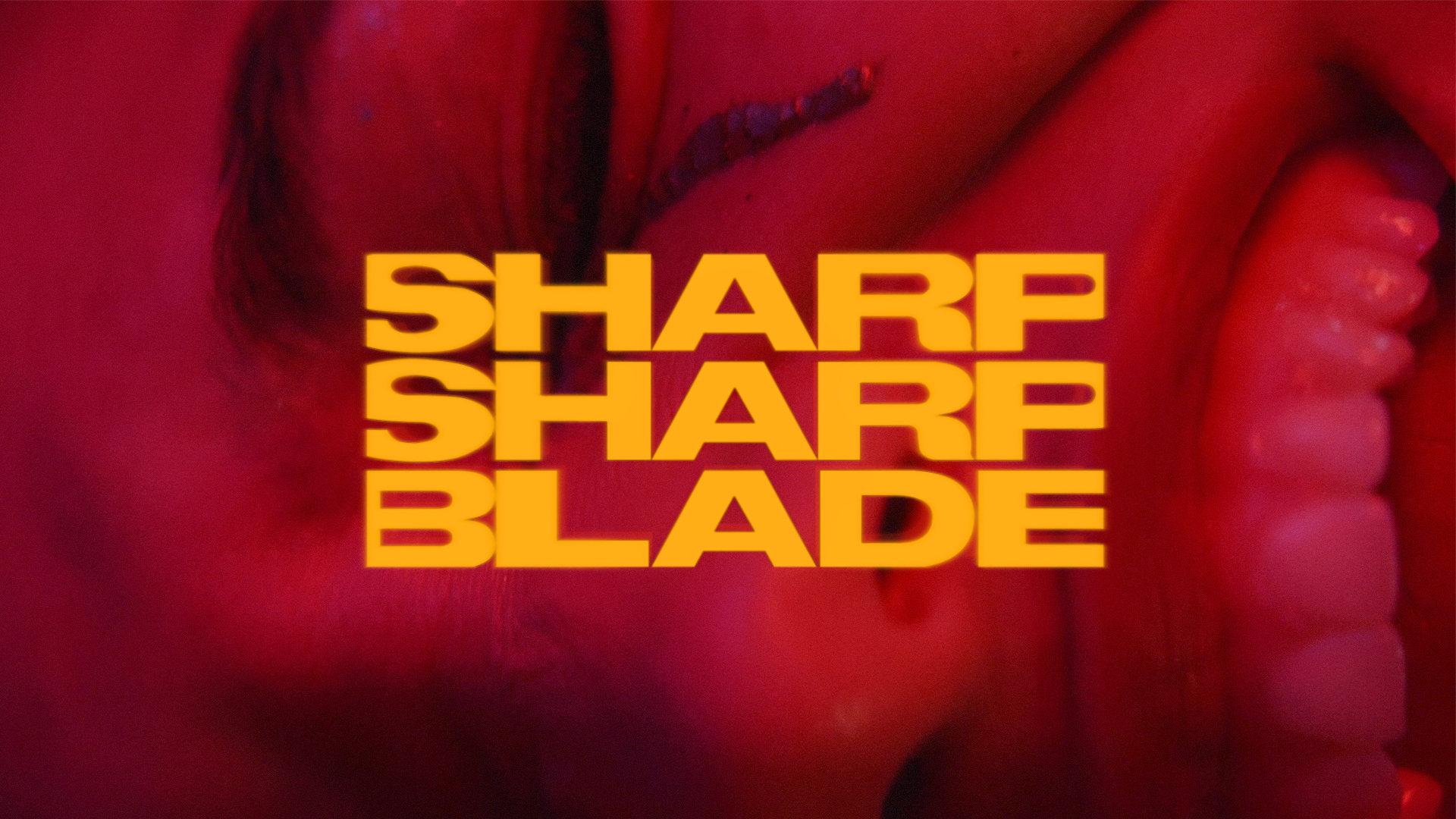 SHARP, SHARP BLADE