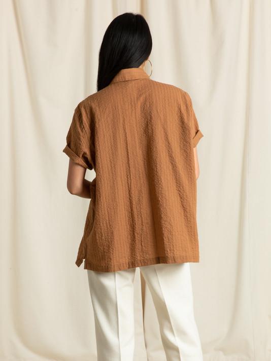 Factors-col.1-SSshirt-caramel dobby-3.jp