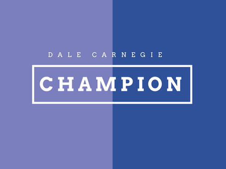 Dork Diaries of 8 Weeks Journey with Dale Carnegie