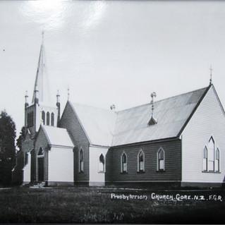 The original RA Lawson church