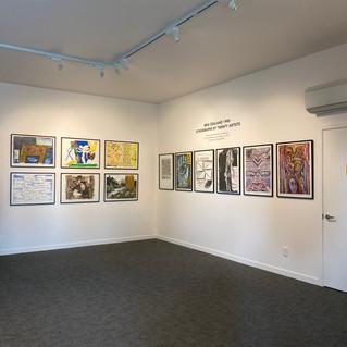 East Gore Art Centre Exhibition Space