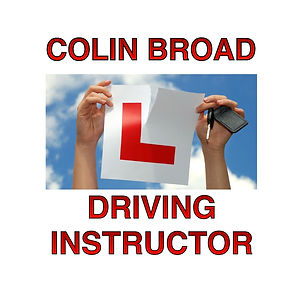 Colin Broad Driving Instructor Westbury, Driving Instuctor Warminster