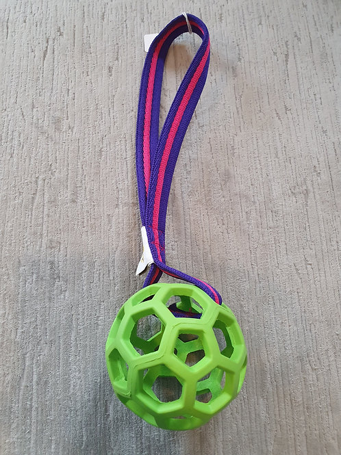 Holee Ball with Webbed Handle
