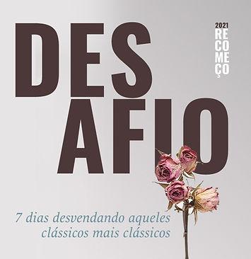 Desafio - Desvendando  classicos mais clássicos