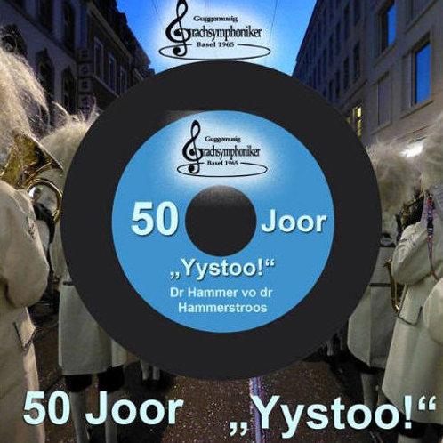 "Grachy CD 50 Joor ""Yystoo!"""