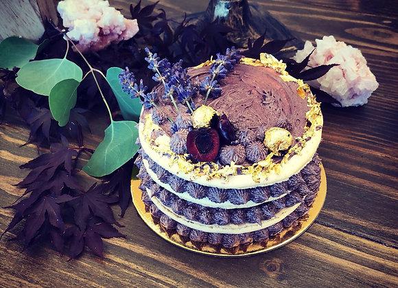 Macron-cake