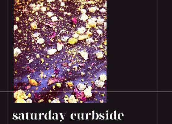 Saturday Curbside