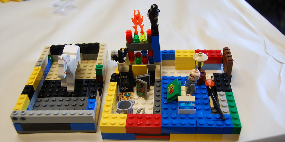 Let's Get Lego: Brick Building and Art Camp (Ages 5-9)