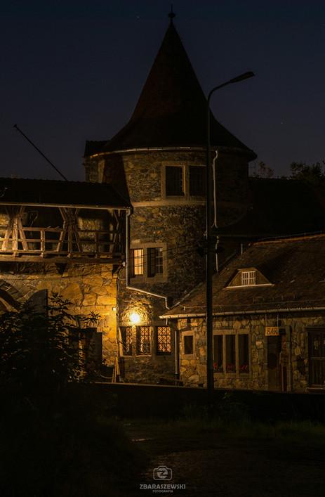 Zamek Czocha wejście