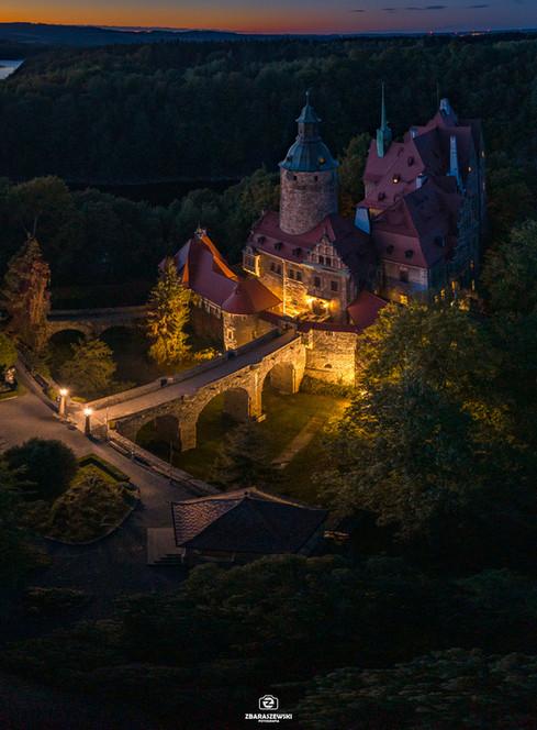 Zamek Czocha - nocne zwiedzanie
