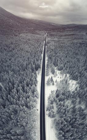 Droga Świeradów - Szklarska Poręba
